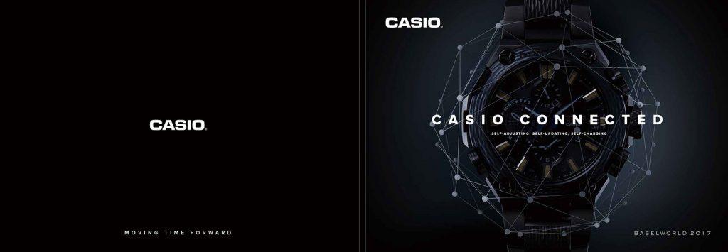 CASIOの写真