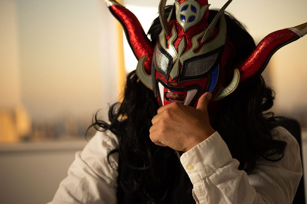 未来を語る獣神サンダー・ライガー選手