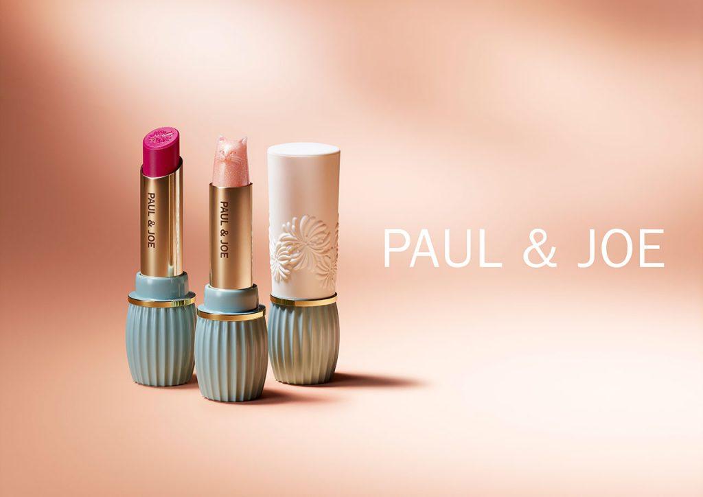 PAUL&JOEの口紅の写真