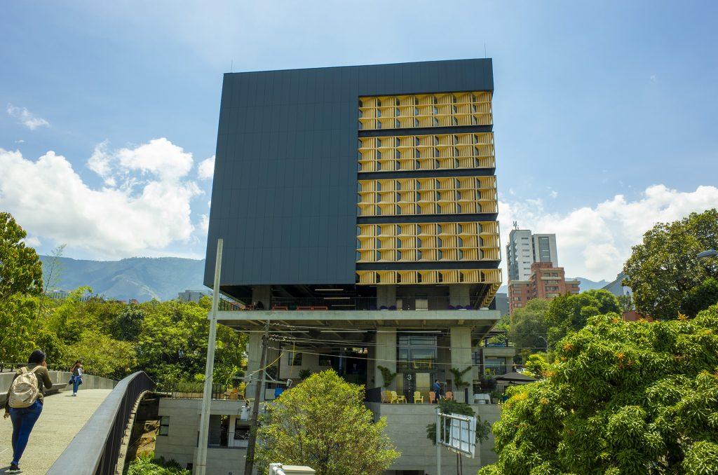 EAFIT大学の言語センター
