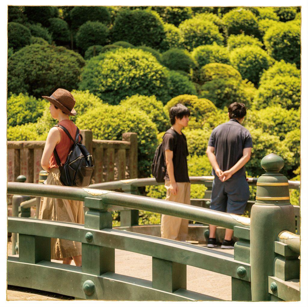 『根津神社』に合わせた写真