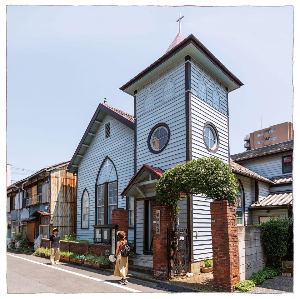 『根津教会』に合わせた写真
