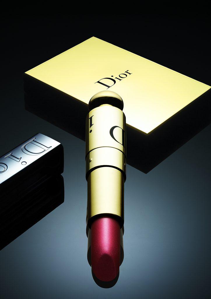 Diorの口紅の写真