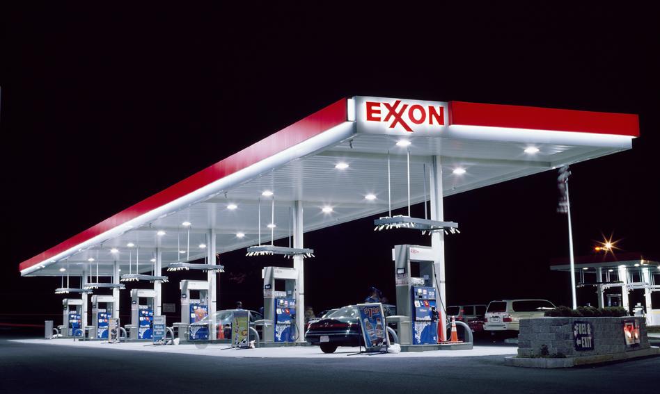 エクソンモービルの写真