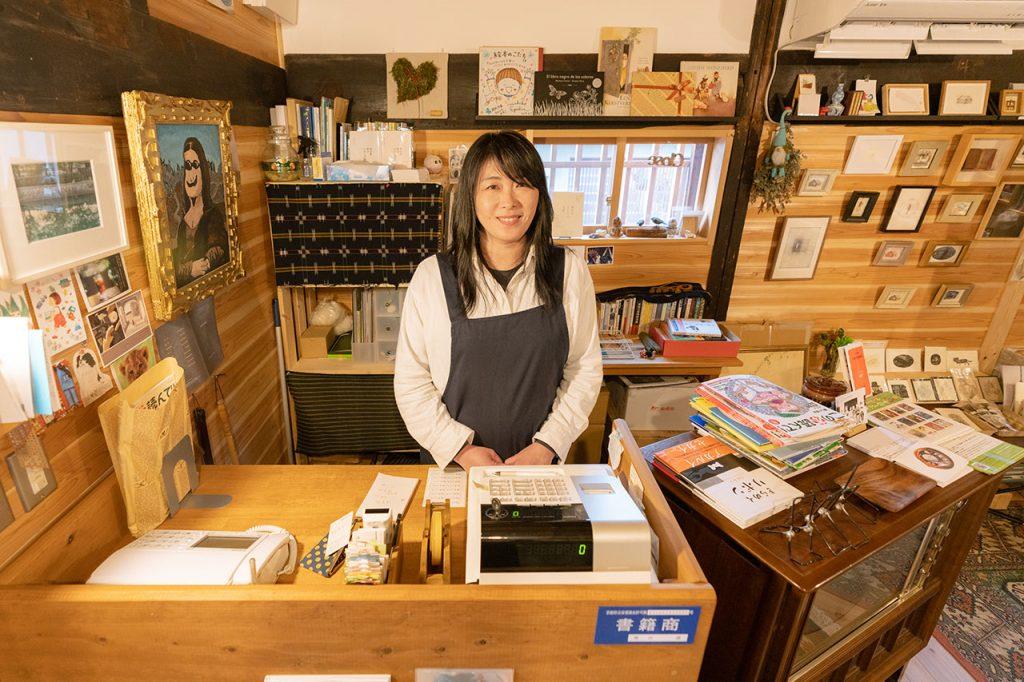 熊谷聡子さん